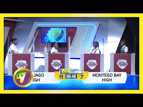 St. Jago High vs Montego Bay High | TVJ SCQ 2021