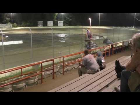 091016 Highland Speedway Hornet Heat