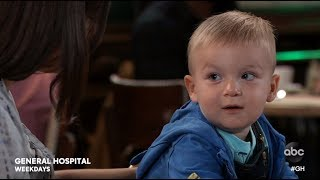 General Hospital Clip: The Family You Have