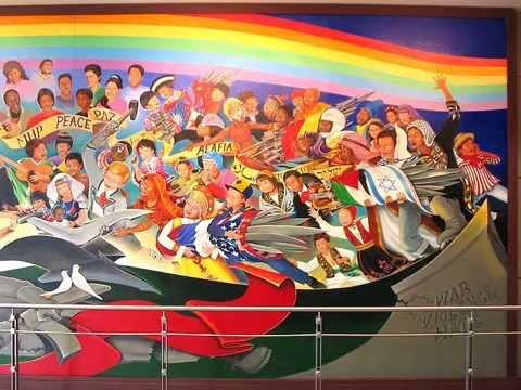 Denver International Airport Murals - Slide Show