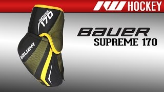 Bauer Supreme 170 Elbow Pad Review