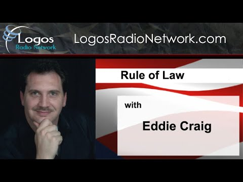 Rule of Law with Eddie Craig  (2016-08-29)