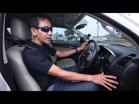 i-zest Part 9 (Test Drive ISUZU MU-X)