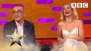 Which cost more Danny Boyle most- The Beatles or Leonardo di Caprio? | The Graham Norton Show - BBC