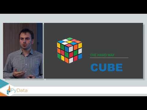 Learning to solve Rubik's cube - Szymon Matejczyk