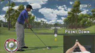 Tiger Woods PGA Tour 11 Sony Move Trailer - Tiger Woods PGA Tour 11 Game Trailer