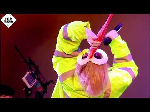 Róisín Murphy - Overpowered (Live at Glastonbury 2016)