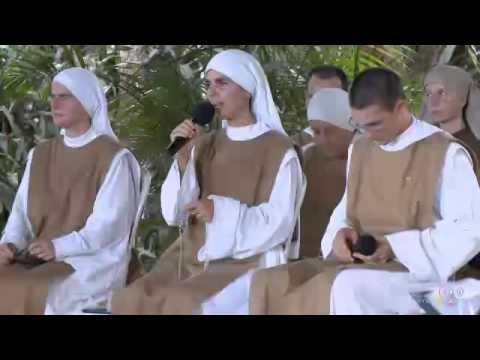 Apariçao de Maria em Manaus am brasil 16/2/14
