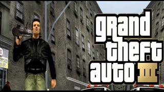 GTA 3 all cutscenes HD GAME