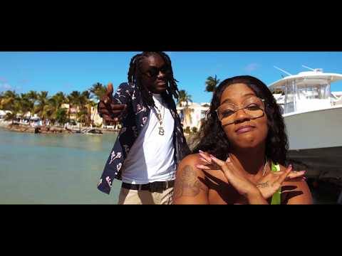LaRose - Tombé Lov' ft. Baly G (Clip officiel) Prod. by Yungspliff