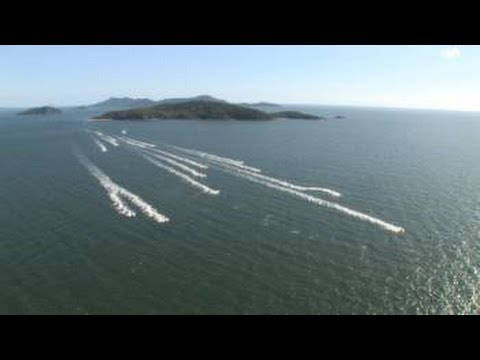 "Yamaha Variety Jet Trek ""Mission Beach to Airlie Beach"""