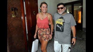 Maradona y Oliva desmienten separación