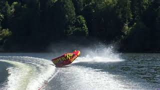 Super Mable Tubing With Wipeouts