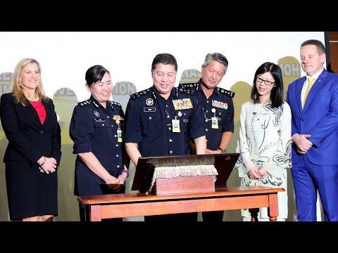 Bukit Aman launch Malaysia Internet Crime Against Children Investigation Unit