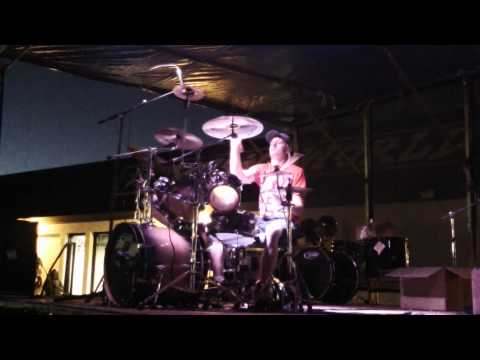 JD Byram At Thunderdrums 2013 In Hobbs NM