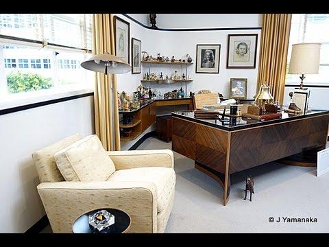 A Tour of Walt Disney's Offices