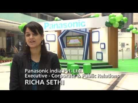 Doing Our Bit In India: Experience Panasonic Eco Exhibition