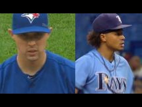 Toronto Blue Jays vs Tampa Bay Rays: Full Game Highlights