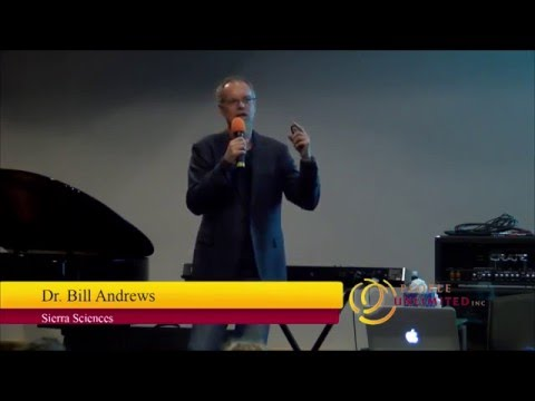 """Dr. Bill Andrews: """"What's Real and What's Not"""""""
