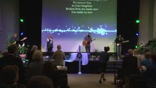 palm Sunday service[ New City Church Brantford]