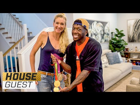 Kerri Walsh Jennings' Golden Lifestyle | Houseguest With Nate Robinson | The Players' Tribune