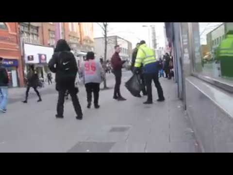 South east london cleaner fight 2017