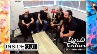 Liquid Tension Experiment – Band Interview (Trailer)