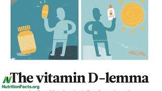 Je vitamin D novým vitamínem E?