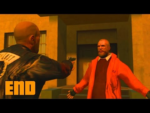 Jahova Plays GTA IV The Lost And Damned - Episode 10 THE END! (Killing Billy Grey!)