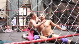 Empire Elite Lance Lawrence vs Jayson Maverick