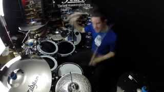 Three Days Grace - Riot - Drum Cover