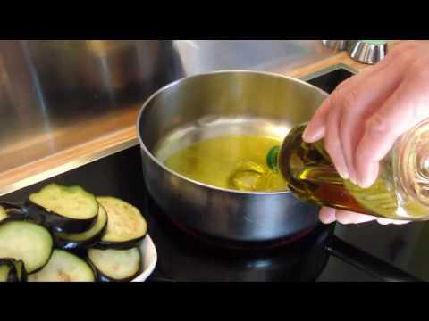 Recette des aubergines a la provencale youtube for Cuisine tunisienne