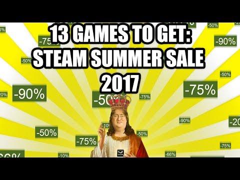 13 Games to Get on the Steam Summer Sale 2017 - Under 30 USD