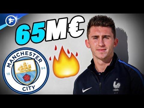 Manchester City boucle l'arrivée d'Aymeric Laporte | Revue de presse