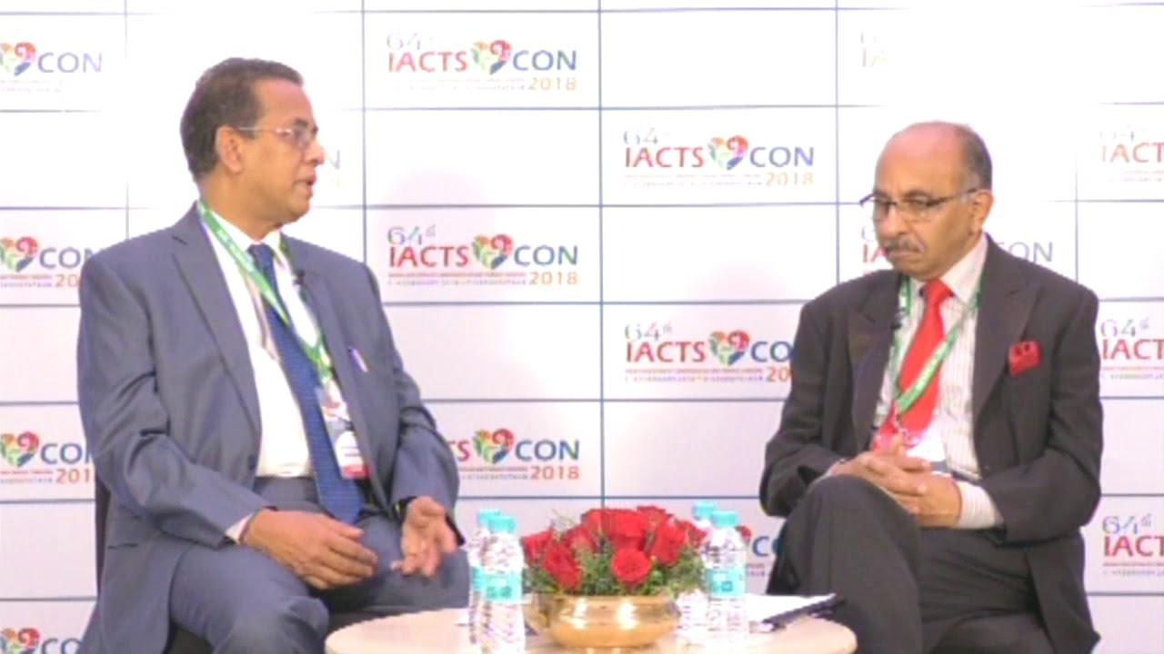 Dr. O P Yadava With Dr. Bashi V Velayudhan