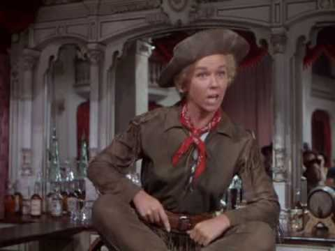 The Windy City from Calamity Jane (1953) [sent 10 times]