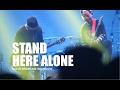 Hd  Stand Here Alone - Korban Lelaki  Live At Showcase Yogyakarta,  Februari 20