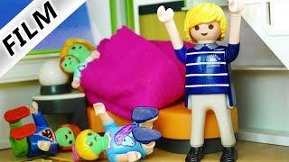 Playmobil Film deutsch | ALLE KRANK AUßER PAPA | Fieber? Falsches Essen? Kinderserie Familie Vogel