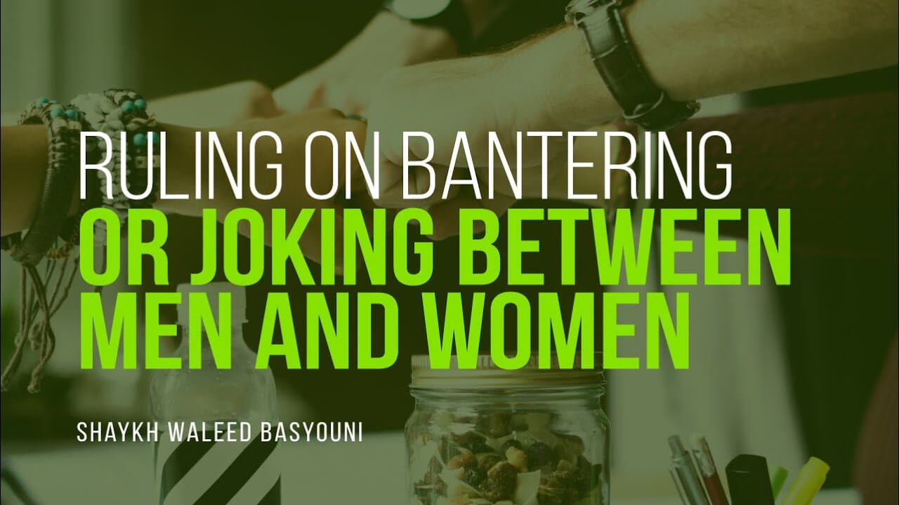 what is banter between a man & woman