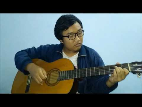 Payung Teduh - Rahasia (Fingerstyle Cover)