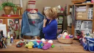 Wie Schaffen Wolle Gefilzte Ostereier von Terri O