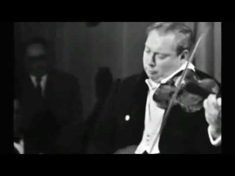 Isaac Stern - Bach Sonata No. 1 In G Minor, BWV 1001 Fugue