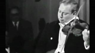 Isaac Stern - Bach Sonata No. 1 in G minor, BWV 1001 Fugue