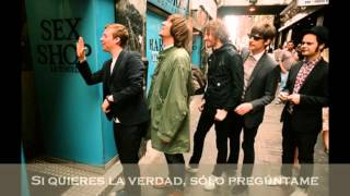 Kaiser Chiefs - Coming Up For Air *Subtitulado en español*