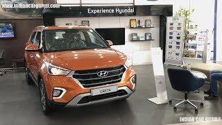 Hyundai Creta Sxo Top Model Full Review   Creta 2018 top Model   Creta 2018 Sxo