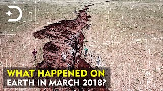 This Happened To The Earth In March 2018