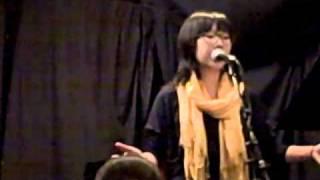 Java Monkey Speaks Franni Choi performs