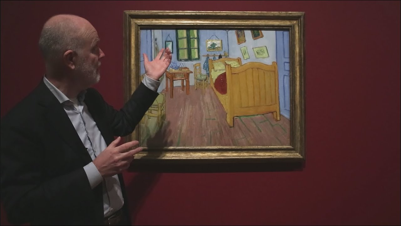 Een inkijkje in Van Goghs slaapkamer - YouTube