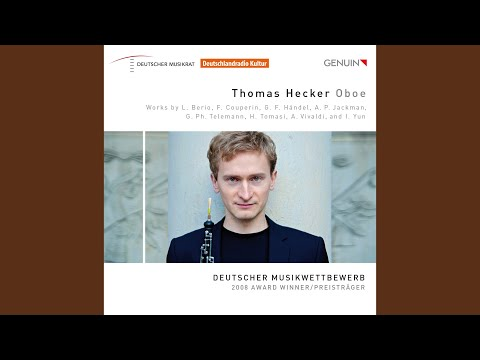 Thomas Hecker - Oboe