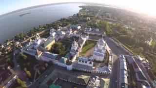 Вид сверху. Государственный музей-заповедник
